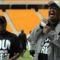 Foci VB 2010 - Amos Masondo beszédet mond