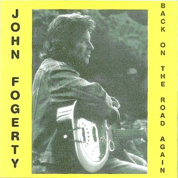 John Fogerty - Back On The Road Again-Front