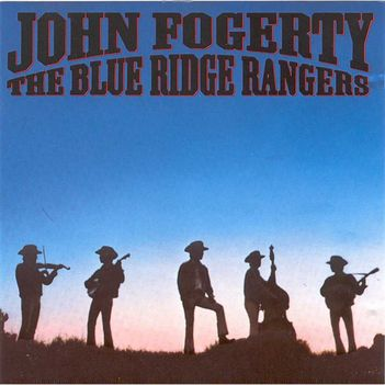 John Fogerty - The Blue Ridge Rangers (Front)