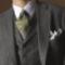 Paul Stuart flannel öltöny