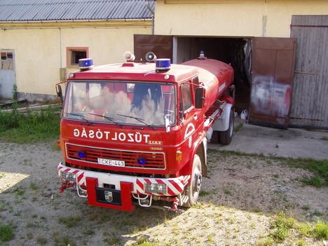 A Veszprémvarsányi Önkéntes Tűzoltó Egyesület