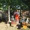 Csémi Lajcsi az egyik önkéntes segítőnk