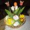 Húsvéti kosárkák, asztali és ajtó díszek. 11