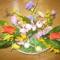 Húsvéti kosárkák, asztali és ajtó díszek. 13