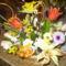 Húsvéti kosárkák, asztali és ajtó díszek. 3
