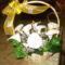 Húsvéti kosárkák, asztali és ajtó díszek. 4