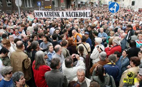 magyar anti rassz