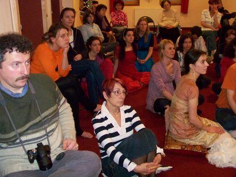 szegedi indiai táncklub