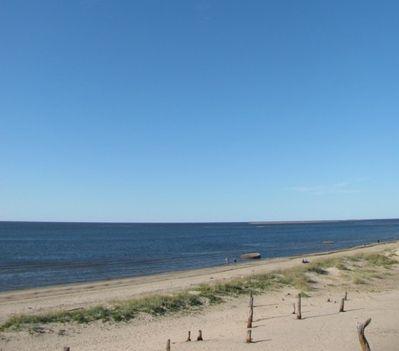 Fehér tenger partja Oroszország