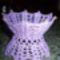 lila kosár