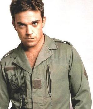 Rob in green