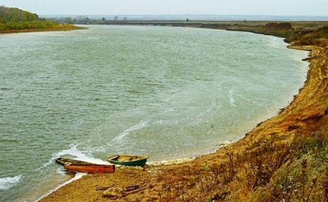Ural folyó Kazasztán