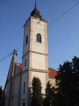 Dör római katolikus templom1