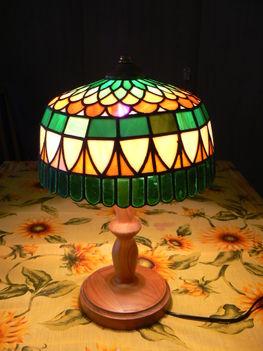 Zöld lámpa.