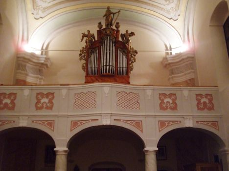 Bágyogi templom