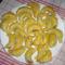 gesztenyés kifli  saját készítésü leveles tésztából