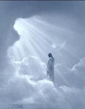 Jézus a mennyben