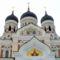 Tallinn, pravoszláv katedrális