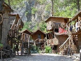 Olympos Hotel - Kadirs Tree House