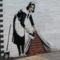 Söprős Banksy
