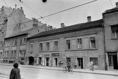 Somogyi Béla utca 19. - 21