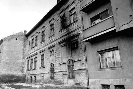 Szeged - Oskola utca 23