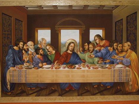 JÉZUS, UTOLSÓ vacsora