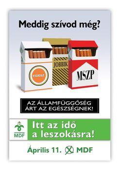 MDF által másolt üzenet