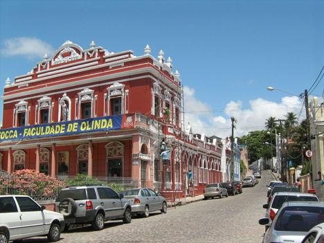Olinda egyetemi épülete