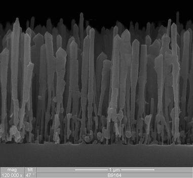 LED-es fénykibocsátó nanohuzalok