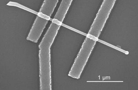 nanoszál szerkezetrész