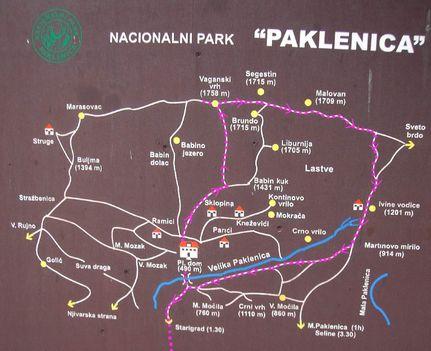 Paklenica Nemzeti Park 8