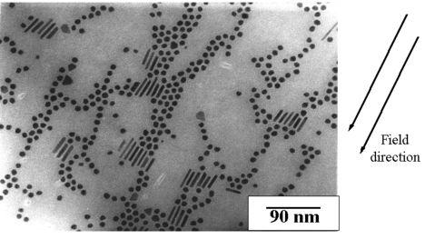 vegyi úton előállított kobalt nanomágnes