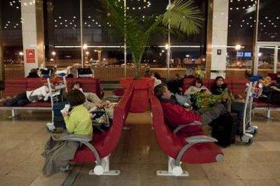 a Párizsi Orly reptéren