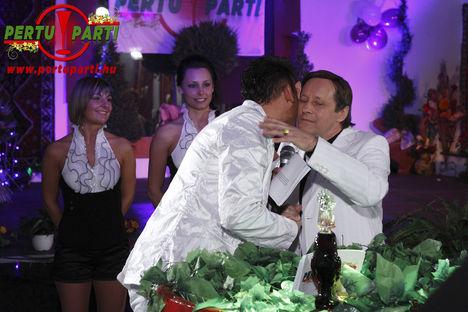 Kaczor Feri Pertu party