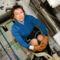A japán Naoko Yamazaki asztronauta (NASA)