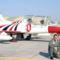 K-8 típusú kínai kiképző repülőgép