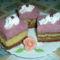 Áfonyás sütemény
