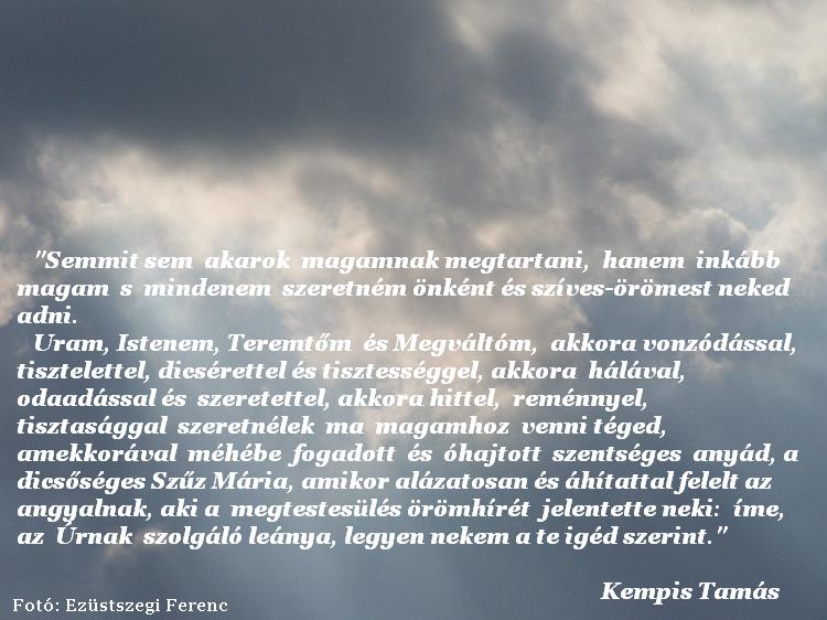 kempis tamás idézetek Krisztus: Kempis Tamás   idézet (01) (kép)