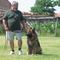 Kutya és gazdája