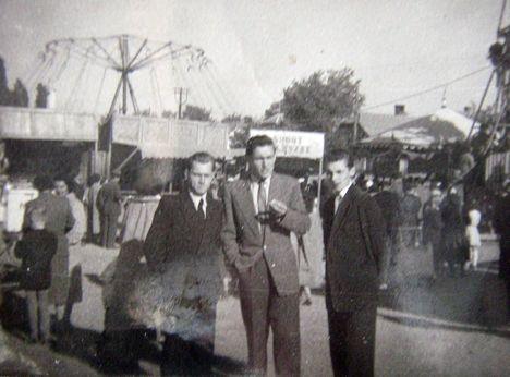 1957. kónyi búcsú