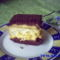 Kakaós - kókuszos süti