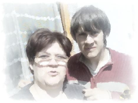 én és a fiam