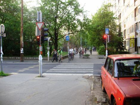 Földnapi bicikli túra 1