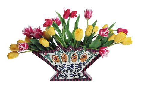 Tulipános háttérkép 15