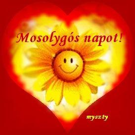 Mosolygós napot!:)))