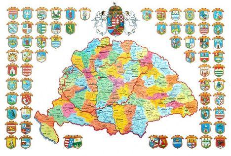 szent magyar királyság területe