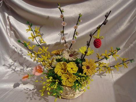 Tavaszi asztaldísz