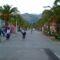 Budva utcakép