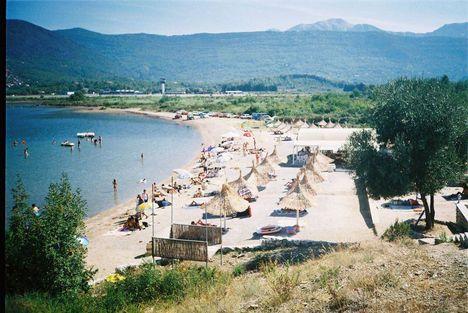 Tivat strand